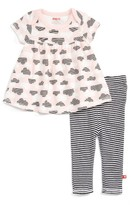Skip Hop Infant Girl's Tunic & Leggings Set