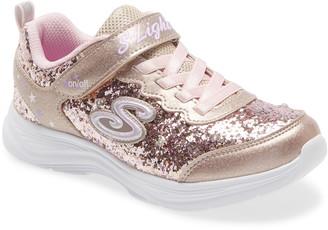 Skechers Glimmer Kicks Glitter Light-Up Sneaker