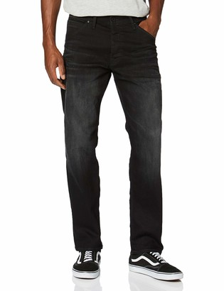 Jack and Jones Men's Jjichris Jjrex Jos 221 Loose Fit Jeans