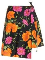 Balenciaga Mini-jupe imprimée