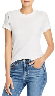Enza Costa Perfect Knit Tee