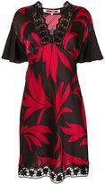 McQ floral print dress