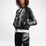 Nike International Women's Bomber Jacket