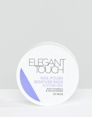 Elegant Touch Nail Polish Remover Pads