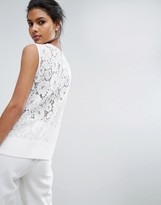 Ted Baker Lace Back Top
