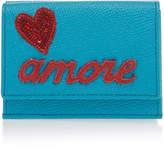 Dolce & Gabbana Mini Flap Wallet