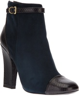 Tory Burch buckle fastening ankle boot
