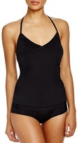 Laundry by Shelli Segal Zahara Blouson Tankini Top