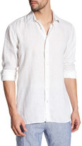 Toscano Linen Regular Fit Shirt
