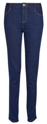 Dorothy Perkins Womens Indigo 'Ellis' Slim Fit Jeans