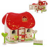 NEW EverEarth Fairy Tale Dolls House