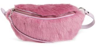 Rebecca Minkoff Faux Fur Belt Bag