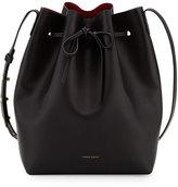 Mansur Gavriel Handbags Vegetable-Tanned Leather Mini Mini Bucket Bag