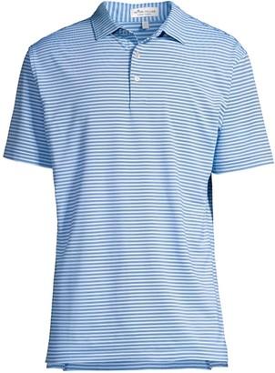 Peter Millar Joyce Stripes Jersey Polo