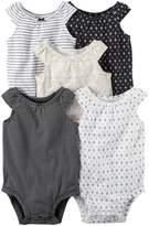 Carter's Baby Girls Multi-Pk Bodysuits 126g548