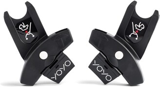 BabyzenTM Adapters for YOYO+ and YOYO Stroller & CYBEX, nuna, Clek and Maxi-Cosi Infant Car Seats