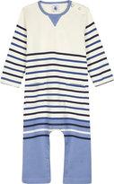 Petit Bateau Striped cotton bodysuit 3-24 months