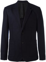 Ami Alexandre Mattiussi half-lined two button jacket - men - Wool - 48