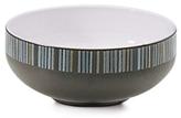 Denby Dinnerware, Jet Stripes Cereal Bowl