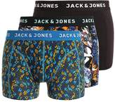 Jack & Jones Jacconner Trunks Mix 3 Pack Shorts Port Royale