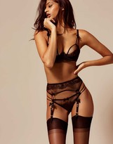 Agent Provocateur Kari Thong Black