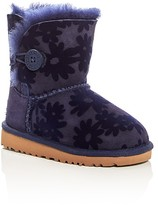UGG Girls' Bailey Button Flowers Boots - Toddler, Little Kid, Big Kid