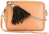 Rebecca Minkoff tassel applique bag