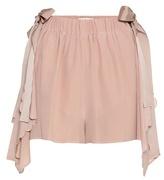Fendi Silk shorts