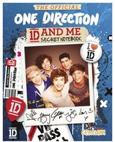 DK Publishing The Official One Direction and Me Secret Notebook
