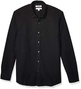 Goodthreads Standard-fit Long Sleeve Oxford Shirt Button,XX-Large Tall