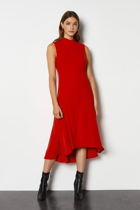 Karen Millen New Midi Day Dress