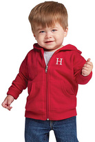 Princess Linens Red Initial Zip-Up Hoodie - Infant, Toddler & Boys