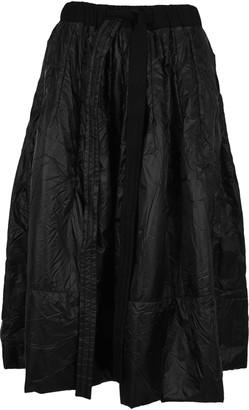 Y-3 Adidas Y3 Tie-waist A-line Skirt