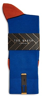 Ted Baker Jack Cotton-Blend Socks