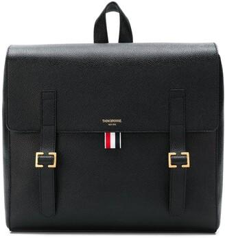 Thom Browne RWB structured backpack