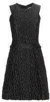 Carven Textured Mini Dress