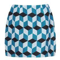 Rodarte Mini skirt