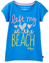 Tommy Hilfiger Left My Heart on the Beach Graphic Tee (Big Girls)