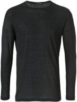 Isabel Benenato long sleeve T-shirt