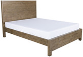 Kosas Avoca Reclaimed Pine Queen Bed by Home