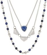 Vera Bradley 3-Piece Set Stone Necklaces