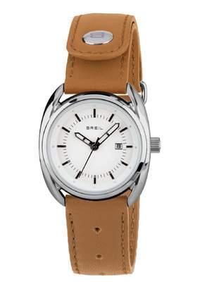 Breil Milano Women's Analogue Quartz Watch with Leather Strap TW1594