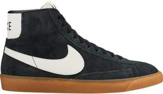 Nike Blazer Mid Suede Vintage Black White Gum (W)