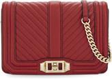Rebecca Minkoff Love leather cross-body bag