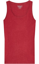 Majestic Tank with Cotton and Cashmere