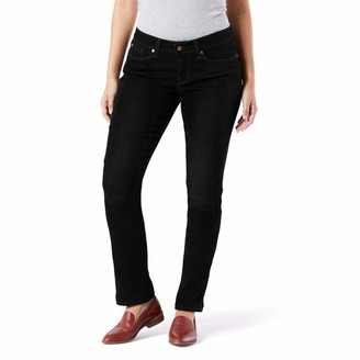Signature by Levi Strauss & Co. Gold Label Signature by Levi Strauss & Co Women's Modern Straight Jean