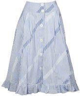 Thierry Colson Roman Skirt