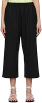 Thumbnail for your product : 6397 Black Wide Pull-On Trousers