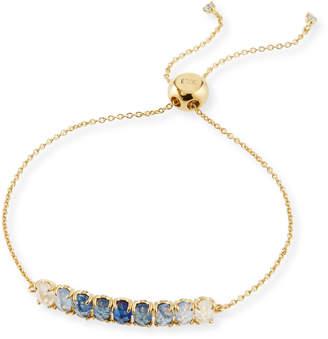Tai Ombre Crystal Pull-Tie Bracelet