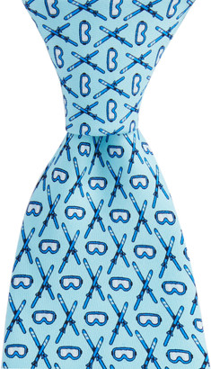 Vineyard Vines Crossed Skis Tie